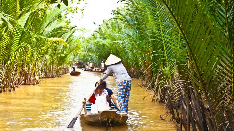 The MeKong Delta River Gallery