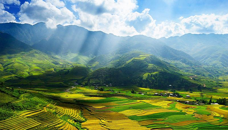 Tourism week kicks off in Mu Cang Chai