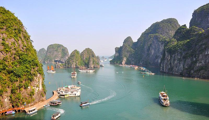 Ha Long Bay among 12 greatest coastlines in the world