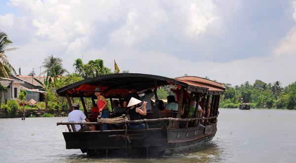 Mekong Delta River – Song Xanh Sampan – 3 Days/ 2 Nights