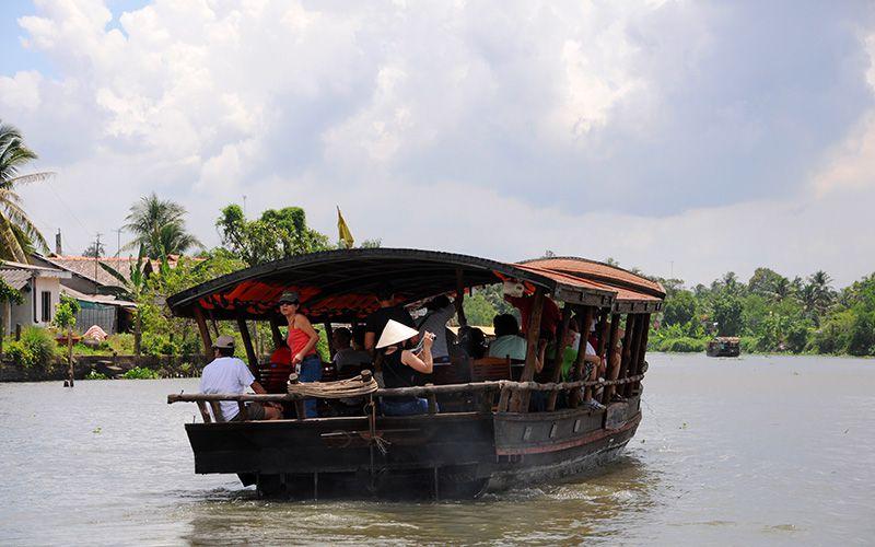 Mekong Delta River - Song Xanh Sampan - 3 Days/ 2 Nights