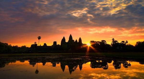 Siem Reap & Angkor Temples