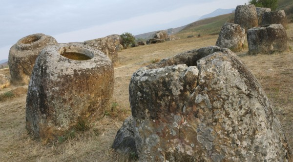 Xiangkhouang - Plain of Jars - Green Discovery Indochina
