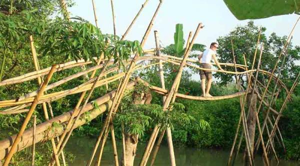 Mekong Delta River – Song Xanh Sampan – 2 Days/ 1 Night
