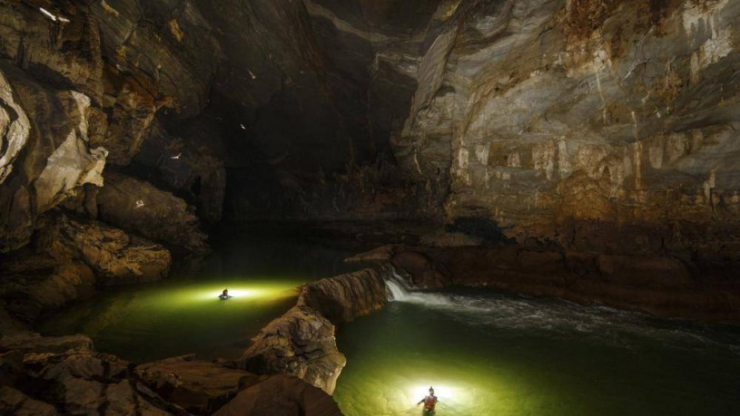 Quang Binh approves tours to legendary cave