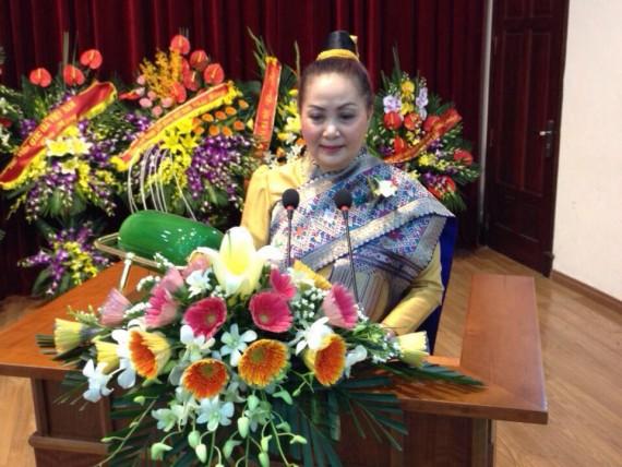 Madam Thongmy Duansakda
