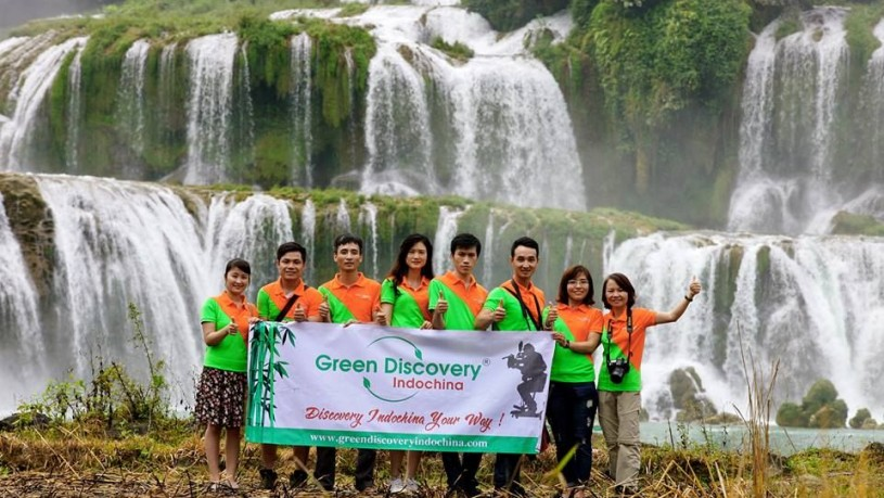 Green Discovery Indochina's Expedition Team & Our Outdoor Activities