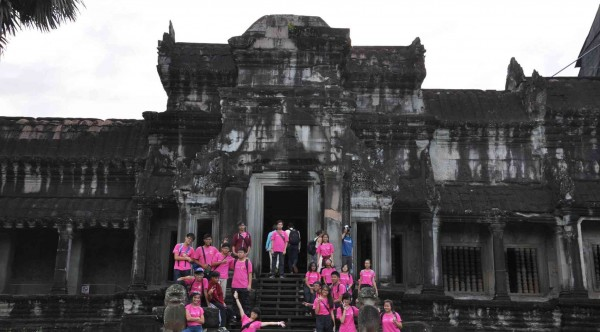 CIP SCHOOL TRIP TOUR IN PHNOM PENH – 4 DAYS 3 NIGHTS