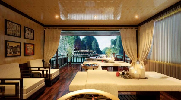 Aclass Cruises – Halong Bay 2 Days/ 1 Night