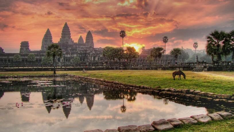Angko Temple Complex