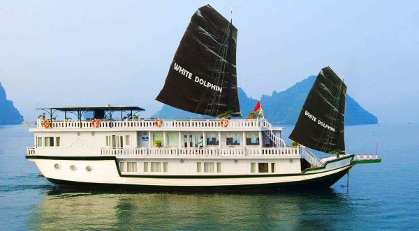 White Dolphin Cruise – Halong Bay 2 Days/ 1 Night
