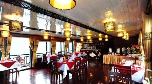 Glory Cruise – Halong Bay 2 Days/ 1 Nights