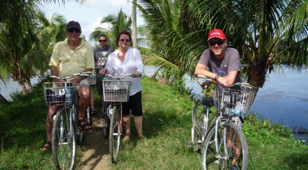 Cycling Mekong Delta Tour – 5 Days/ 4 Nights