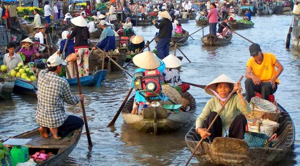 Saigon – Mekong Delta – Phu Quoc Island Tour – 7 Days/ 6 Nights