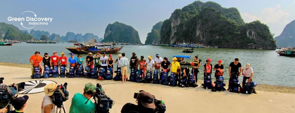 Peking Express Halong Bay 2015