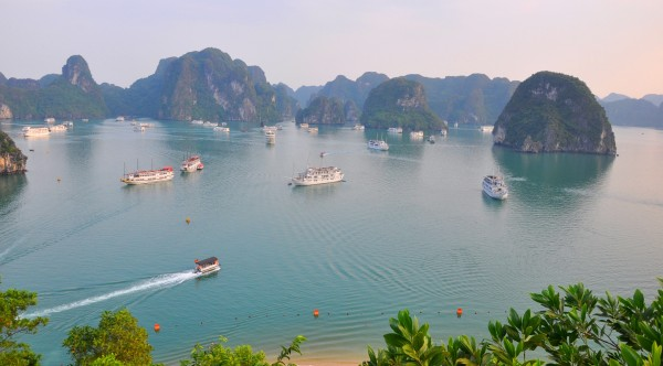 Treasure Junk – Halong Bay 2 Days/ 1 Nights