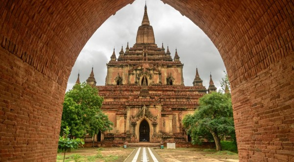 Treasure Of Myanmar – 6 days / 5 Nights