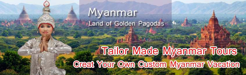 Create Your Own Custom Myanmar Vacation