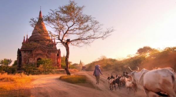 Myanmar at a Glance – 5 days / 4 Nights