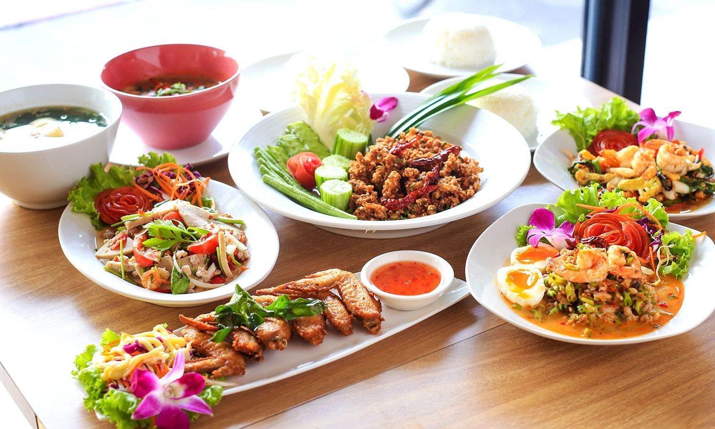 North thailand adventure expedition 6 days 5 nights for Cuisine thai